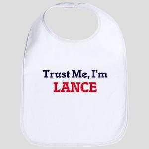 Trust Me, I'm Lance Bib