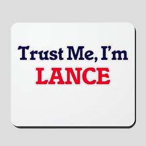 Trust Me, I'm Lance Mousepad