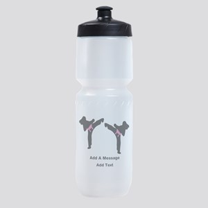 Unique Martial Arts Sports Bottle