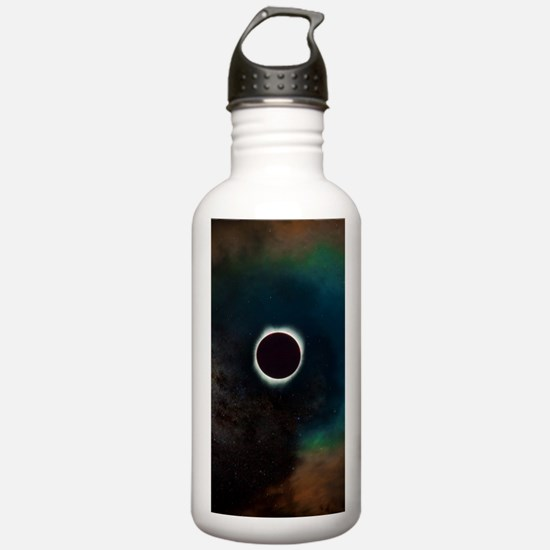 Solar Eclipse 2017 Water Bottle