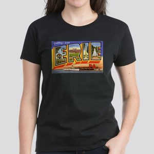 Erie Pennsylvania Greetings Ash Grey T-Shirt