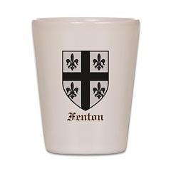 Fenton Shot Glass 104496367