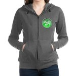 DMS-MABERRY-ECHO-LARGE Women's Zip Hoodie