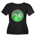 DMS-MABERRY-ECHO-LARGE Plus Size T-Shirt