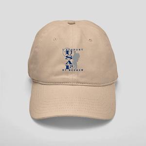 I Support My Nephew 2 - USAF Cap