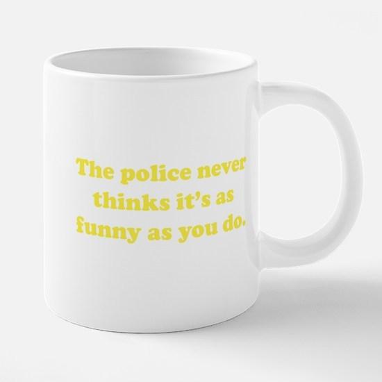 funPolice1E Mugs