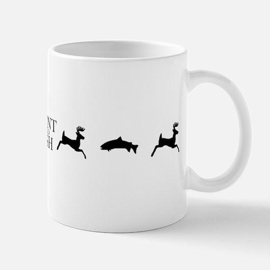 Hunt and Fish Mugs