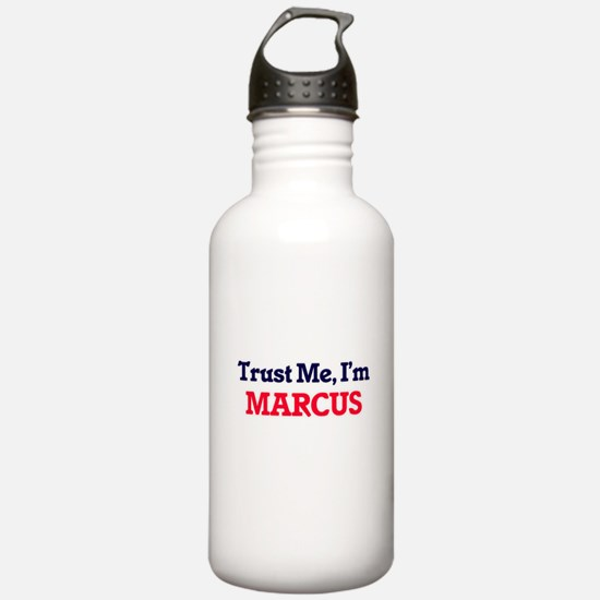 Trust Me, I'm Marcus Water Bottle