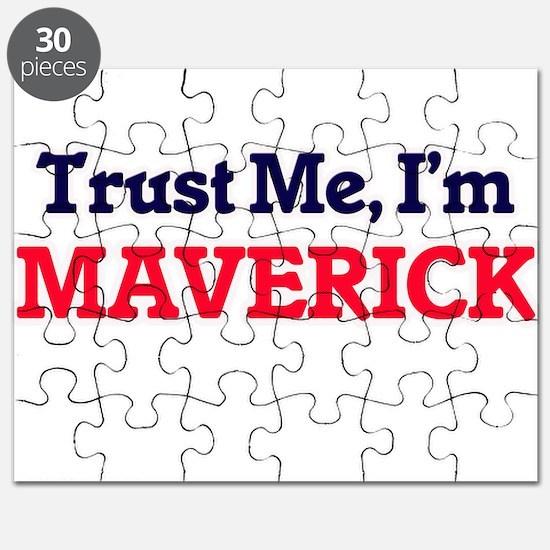 Trust Me, I'm Maverick Puzzle
