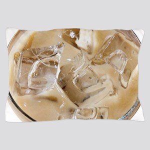 Vanilla Iced Coffee Pillow Case