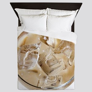 Vanilla Iced Coffee Queen Duvet