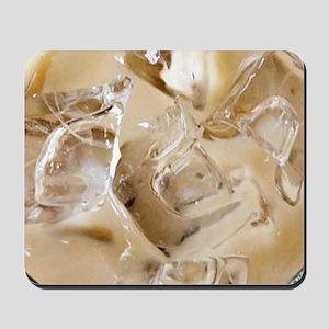 Vanilla Iced Coffee Mousepad