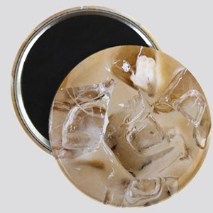 Vanilla Iced Coffee Magnet