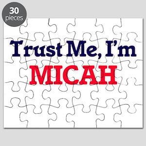Trust Me, I'm Micah Puzzle