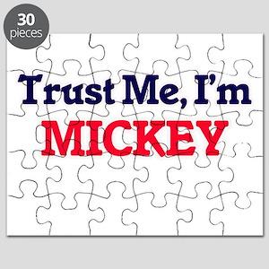 Trust Me, I'm Mickey Puzzle