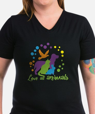 Cute Animal rescue Shirt