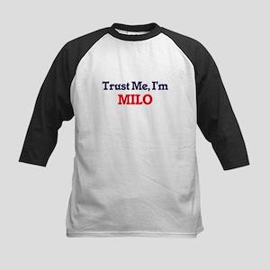Trust Me, I'm Milo Baseball Jersey
