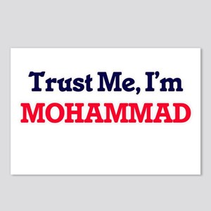 Trust Me, I'm Mohammad Postcards (Package of 8)