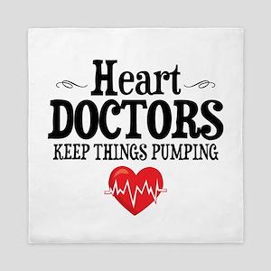 Heart Doctor Queen Duvet