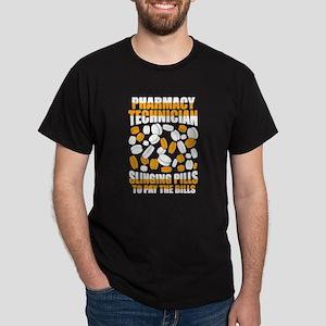 Pharmacy Tech Shirt - Slinging Pills T-Shirt