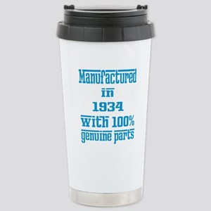 Manufactured in 1934 wi Stainless Steel Travel Mug