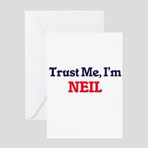 Trust Me, I'm Neil Greeting Cards
