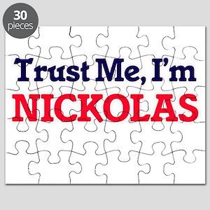 Trust Me, I'm Nickolas Puzzle
