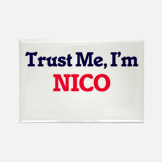 Trust Me, I'm Nico Magnets