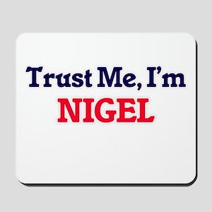 Trust Me, I'm Nigel Mousepad