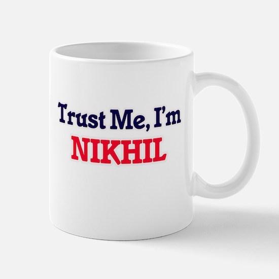 Trust Me, I'm Nikhil Mugs