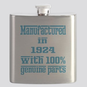 Manufactured in 1924 with 100% Genuine parts Flask