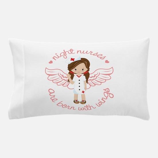 Night Nurse Pillow Case