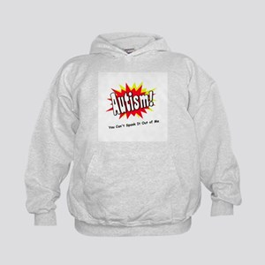 You Can't Spank Kids Hoodie
