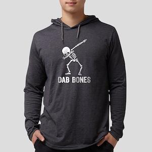 Dabbing Skeleton T-Shirt Long Sleeve T-Shirt