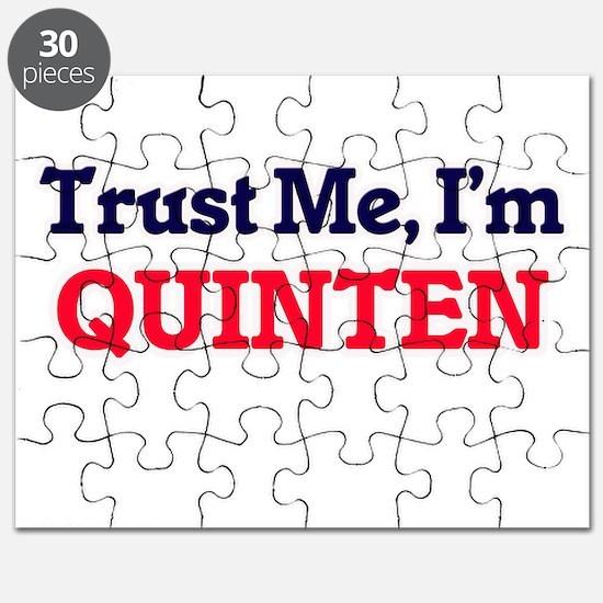 Trust Me, I'm Quinten Puzzle