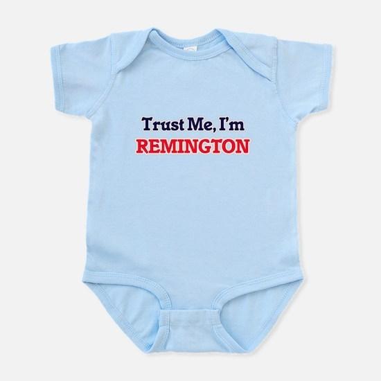 Trust Me, I'm Remington Body Suit