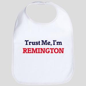 Trust Me, I'm Remington Bib