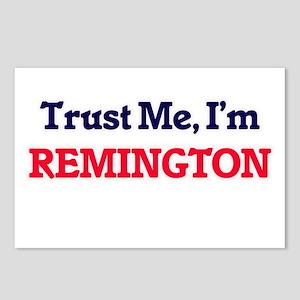 Trust Me, I'm Remington Postcards (Package of 8)