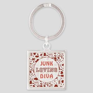 JUNK LOVING DIVA Keychains