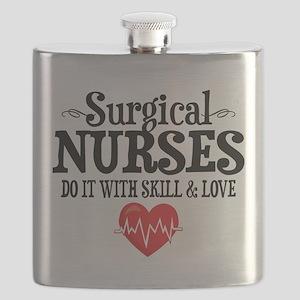 Surgical Nurse Flask