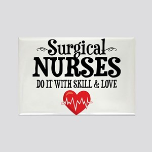 Surgical Nurse Rectangle Magnet