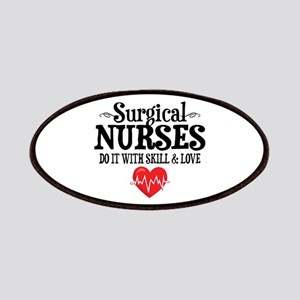 Surgical Nurse Patch