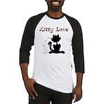 Kitty Love Baseball Jersey