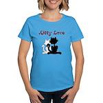 Kitty Love Women's Dark T-Shirt