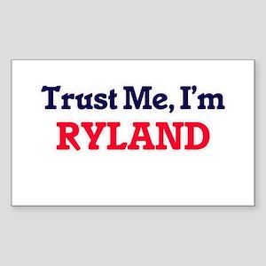 Trust Me, I'm Ryland Sticker