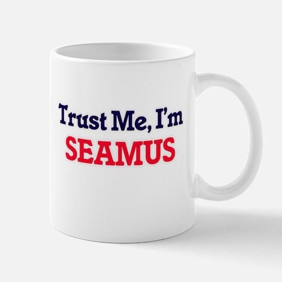 Trust Me, I'm Seamus Mugs