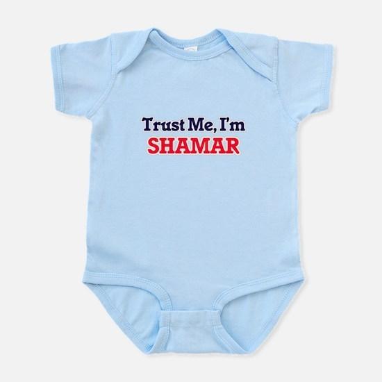 Trust Me, I'm Shamar Body Suit