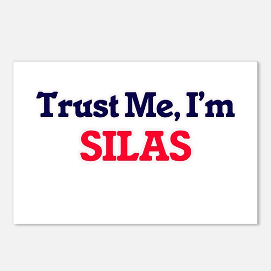 Trust Me, I'm Silas Postcards (Package of 8)