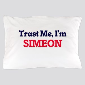 Trust Me, I'm Simeon Pillow Case