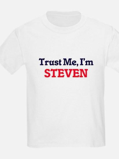 Trust Me, I'm Steven T-Shirt